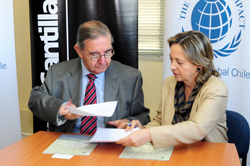 Santillana Chile se integra a Red Pacto Global