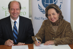 Arauco adhiere a Red Pacto Global Chile