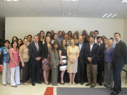 Comisiones Red Pacto Global