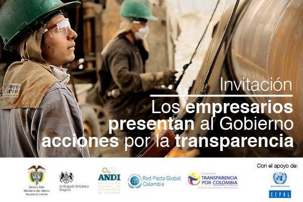 pacto global colombia empresas