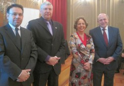 Red Pacto Global Chile y UPV realizaron charla sobre RSE