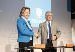 Codelco firma adherencia a Red Pacto Global Chile