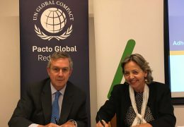 CMPC firma adherencia a Red Pacto Global Chile