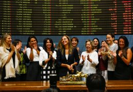 Bolsa de Santiago junto a Pacto Global Chile organizan cuarta versión del Ring The Bell for Gender Equality