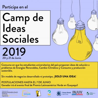 Postula: Camp Ideas Sociales