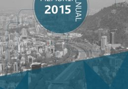 Memoria Red Pacto Global Chile 2015