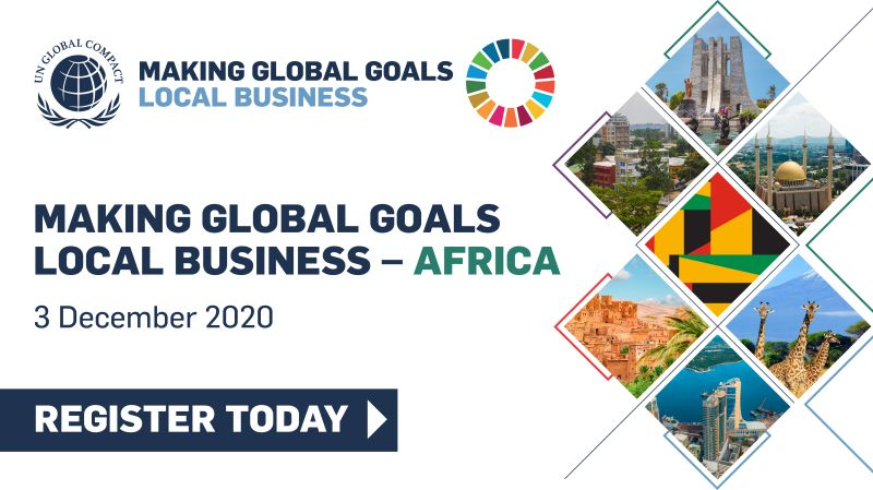Foro virtual: Making Global Goals -AFRICA-