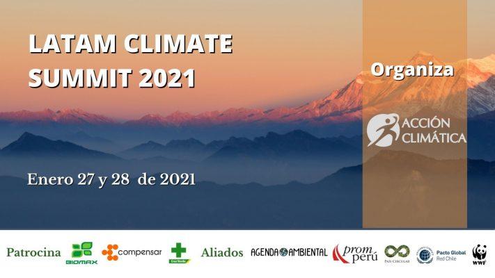 LATAM CLIMATE SUMMIT 2021