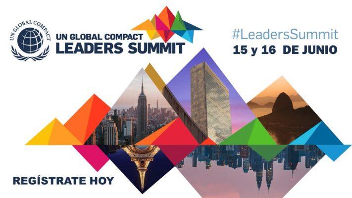 Cumbre de Líderes de Pacto Global de la ONU - 2021