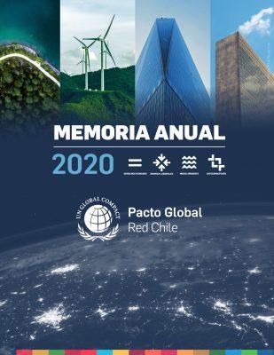 Presentación Memoria Anual - Pacto Global Chile