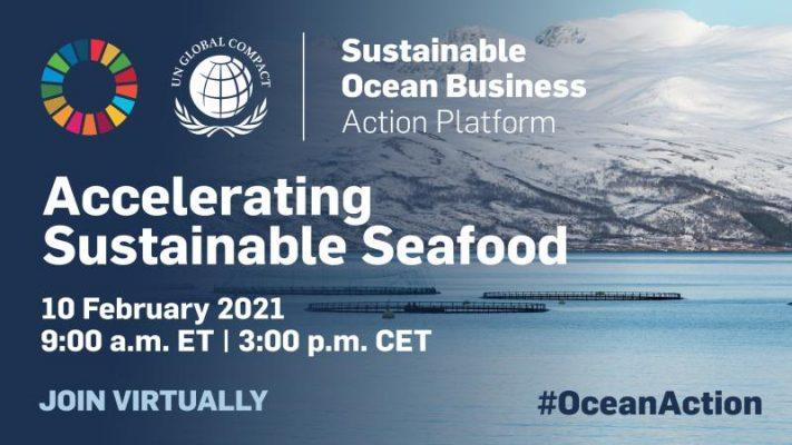 Seminario web: Accelerating Sustainable Seafood