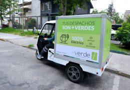 Falabella Retail incorpora vehículos eléctricos en sus despachos