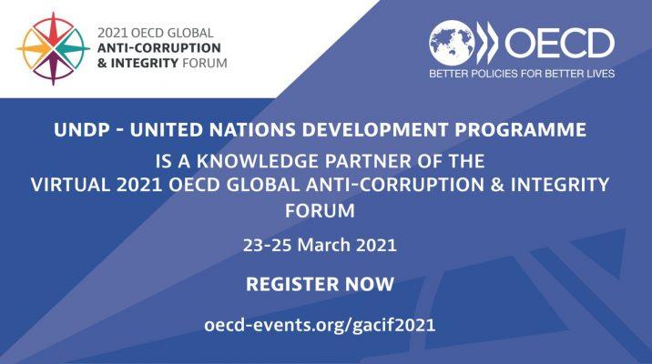 2021 OECD Global Anti-Corruption & Integrity Forum