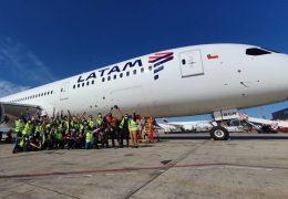 Latam es reconocida como la mejor aerolínea de la región y la segunda a nivel mundial en sostenibilidad