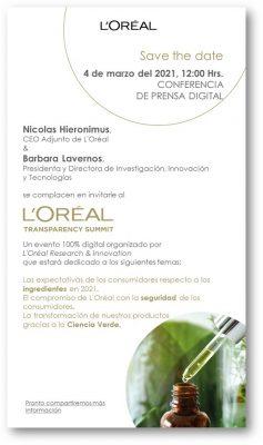 Transparency Summit 2021: L'Oréal Chile