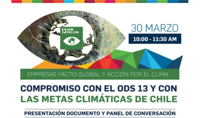 """Presentación de documento: """"Empresas de Pacto Global y Acción por el Clima"""""""