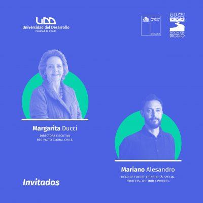 """Lanzamiento RedBíos UDD: """"Diseño e innovación sostenible para el Biobío"""
