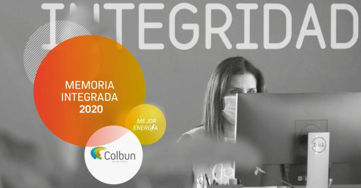 Colbún suma Principios de World Economic Forum en su Memoria Integrada 2020