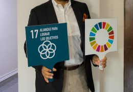 Conecta: El rol clave del sector privado en los Objetivos de Desarrollo Sostenible
