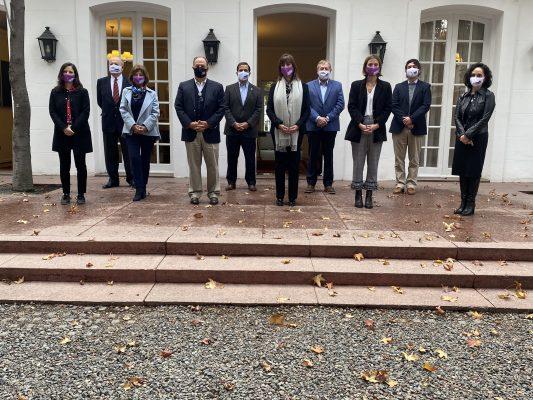 Los Héroes comparte su experiencia en equidad de género a directiva y gremios de la CPC