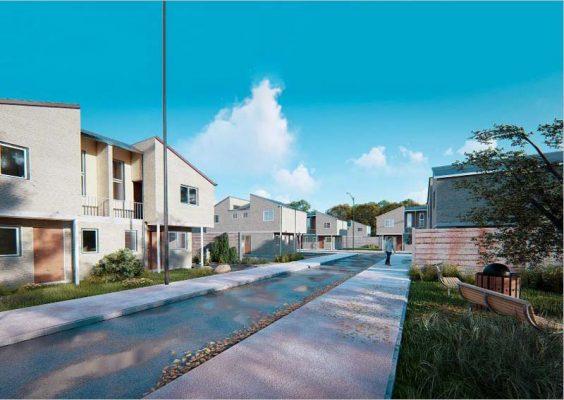 Polpaico apoya a clientes para la certificación de vivienda sustentable del MINVU