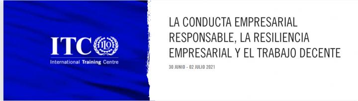 """Seminario Regional """"La conducta empresarial responsable..."""""""