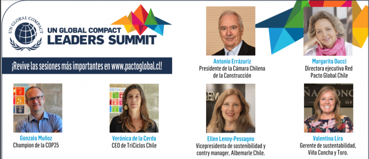 Cumbre de Pacto Global de la ONU hace énfasis en la necesidad de una recuperación sostenible