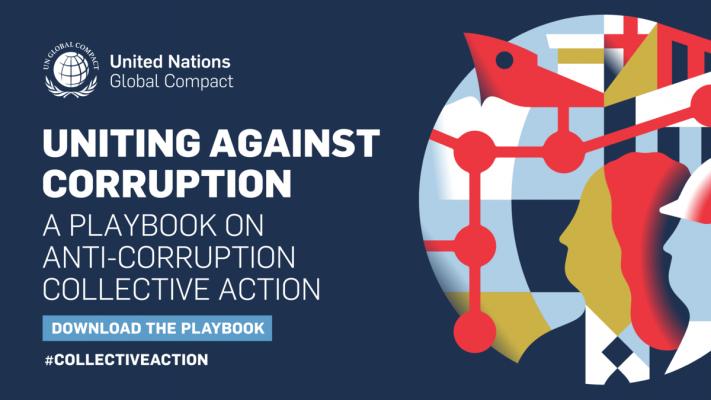 Pacto Global de la ONU lanza guía para combatir la corrupción