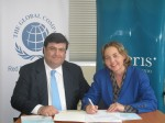 Celeris adhiere a Red Pacto Global Chile