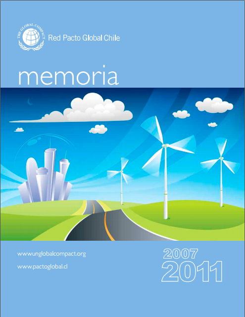Memoria Red Pacto Global Chile 2007-2011