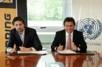 Finning se suma a Pacto Global